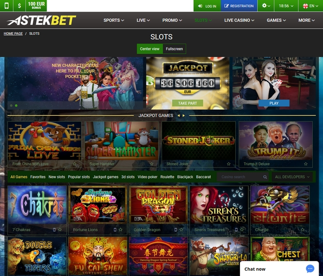 Play online slots for fun