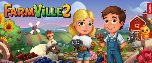 Farmville 2 Facebook Game - How To Play Facebook Games