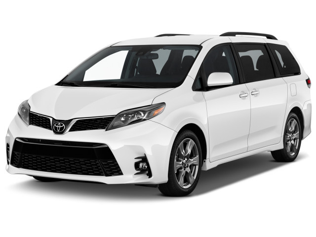 2020 Toyota Sienna Review