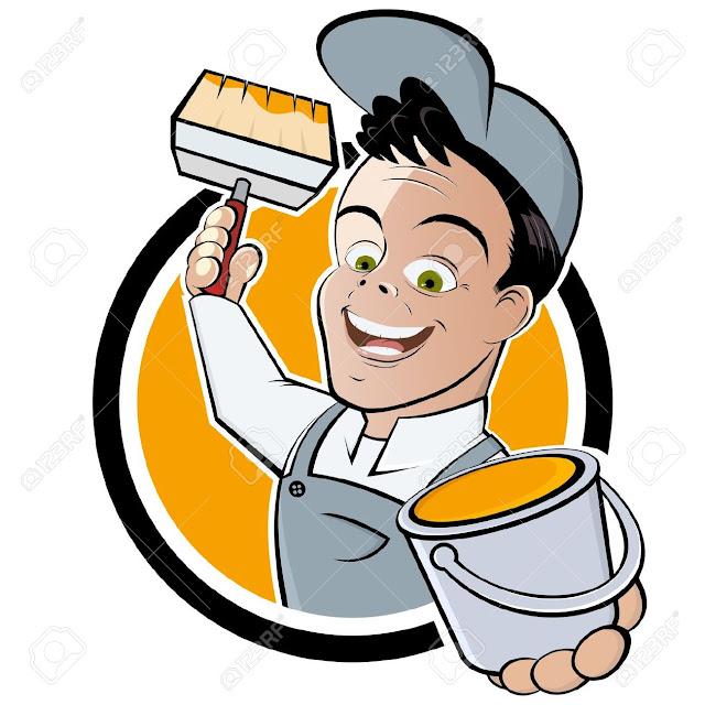 Chiste:  El pintor, un hombrecito llega a la casa de sus vecinos argentinos y le pregunta al dueño de la casa si tiene algo para arreglar o reparar, ya que necesita algo de dinero.  El hombre le dice:  – Cuanto me cobrás por pintar el porch?