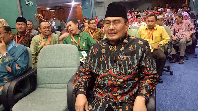 Jimly: Dukung Jokowi 2 Periode Pernyataan Saya Sebagai Ketum ICMI