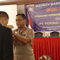 Kakorbinmas Baharkam Polri Buka Pelatihan Gada Utama Angkatan IV