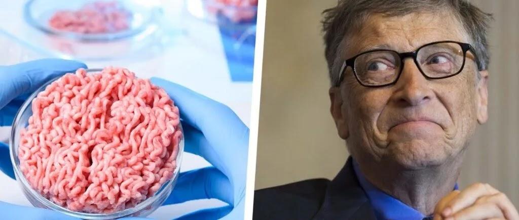 Gates για τεχνητό κρέας: «Θα συνηθίσετε στην γεύση» – Καταρρέει η κτηνοτροφία στην Ελλάδα, ΒΙΝΤΕΟ