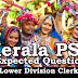 Kerala PSC Model Questions for LD Clerk - 57