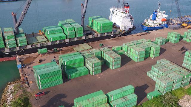 Walau Dihempas Badai  Covid-19, Badan Usaha Pelabuhan BP Batam Terus Tumbuh