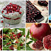 Pomegranate as health agents and fine decorative ingredient