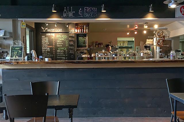 Le café-torréfacteur Happy Goat