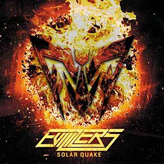 """Ο δίσκος των Evilizers """"Solar Quake"""""""