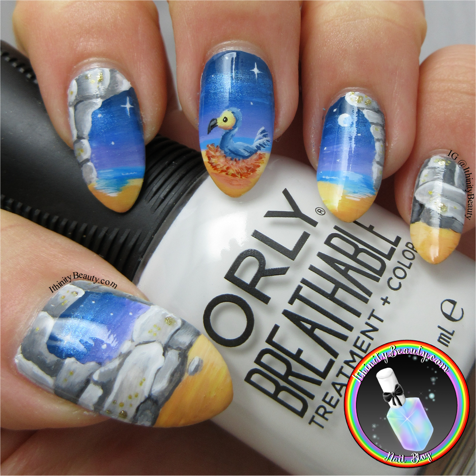 Magnificent Freehand Nail Art Designs For Beginners 3 Elaboration ...