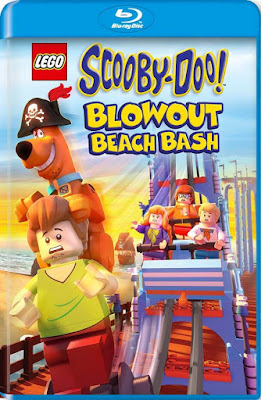 Lego Scooby-Doo! Blowout Beach Bash 2017 BD25 Latino