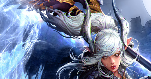 Tera Online: the Valkyrie choose you