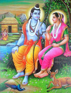 Ram returned to Ayodhya