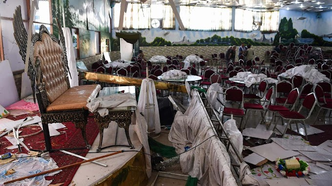 Atentado em casamento deixa ao menos 63 mortos no Afeganistão