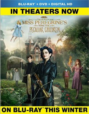 Miss Peregrine's Home for Peculiar Children 2016 Dual Audio BRRip 480p 400mb ESub
