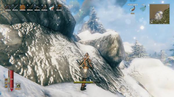Valheim3 山画像