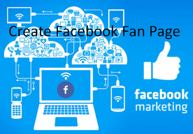 Create Facebook Fan Page