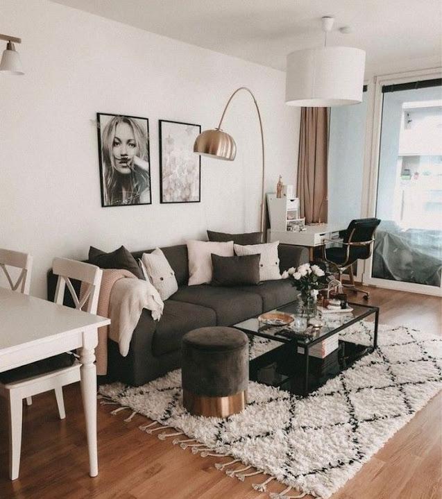 Desain Interior Ruang Tamu Sederhana tapi Menarik Terbaru