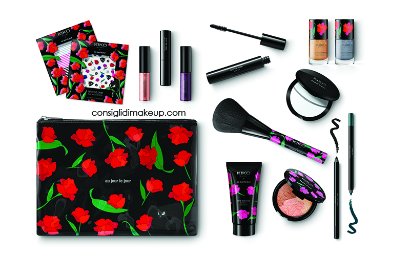 Into the Dark l'ultima capsule collection di Kiko