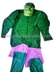 jual kostuma nak superhero hulk
