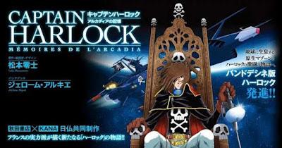 Captain Harlock – Arcadia no Kioku