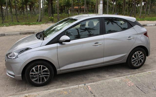 New Hyundai HB20 2020