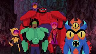 Ver Big Hero 6: The Series Temporada 3 - Capítulo 10