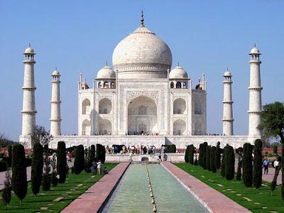 taj Mahal, 7 keajaiban dunia