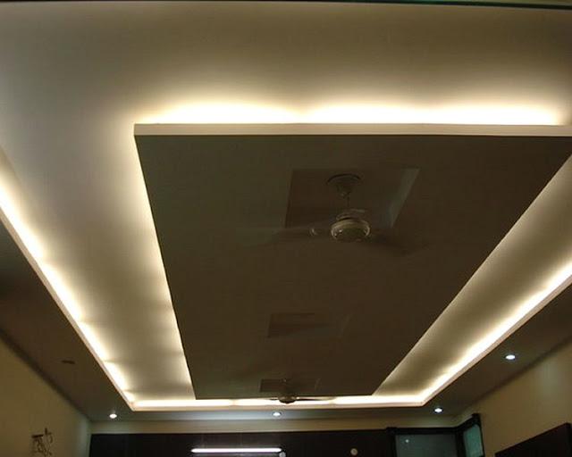 Cara Pasang Lampu LED Strip di Plafon Secara Praktis