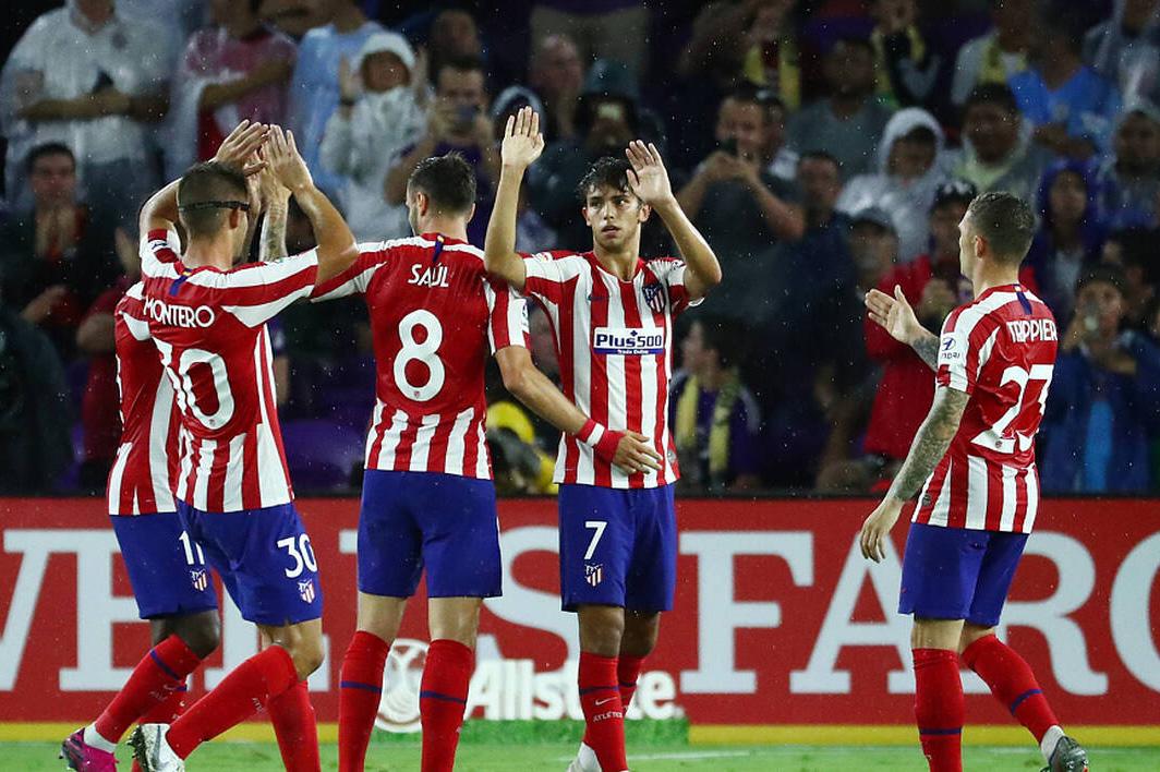 اتلتيكو مدريد يفوز على ريال مايوركا بهدفين دون رد اليوم الأربعاء بتاريخ 25-09-2019 الدوري الاسباني