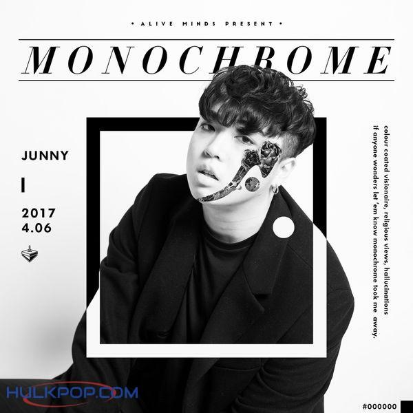 JUNNY – Monochrome – EP