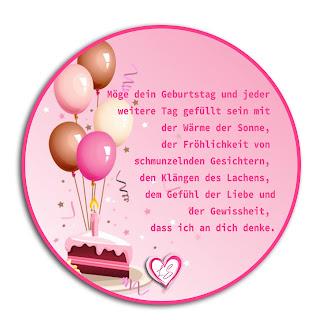 Spruche Zum Geburtstag Freundin
