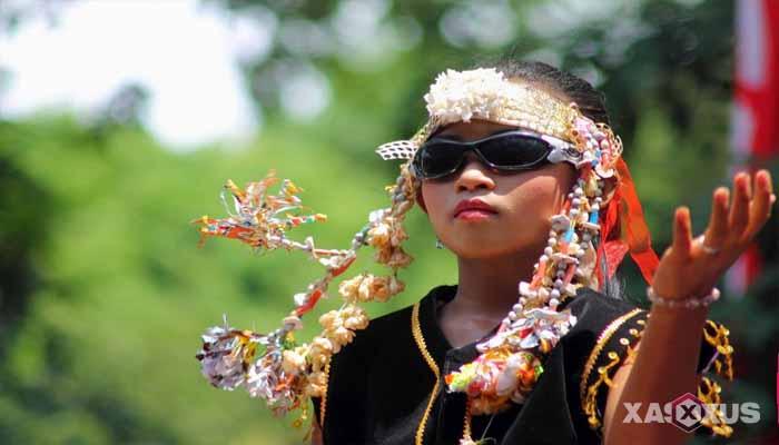 Gambar Tari Sintren, Tarian Tradisional Jawa Tengah