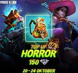Event (Free Fire) FF Terbaru Oktober 2019