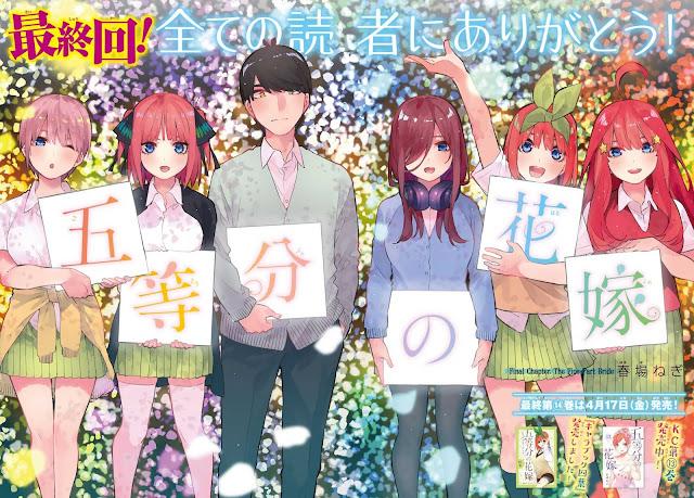 ending Go toubun no Hanayome
