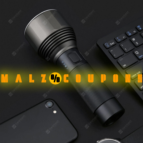 Outdoor Powerful Light Flashlight Brand NEXTOOL LED ( Discount 44%OFF )