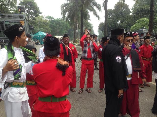 Habib Rizieq Jadi Saksi, 300 Jawara Betawi Kawal Sidang Ahok