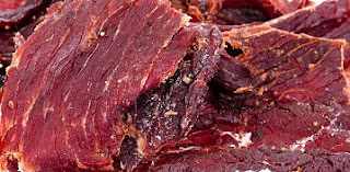 lean beef jerky recipe slice