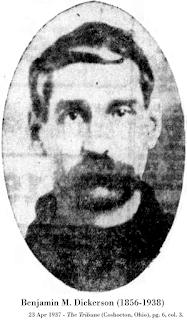 Image of Benjamin M. Dickerson (1856-1938).