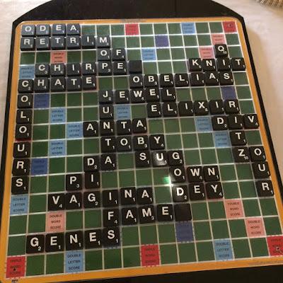 Wordaholix Scrabble 4
