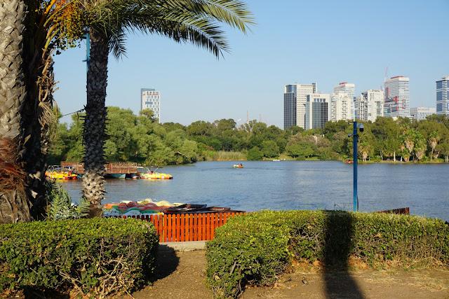 פארק גני יהושע