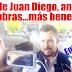 Alcalde Juan Diego, anunció más obras...más beneficios