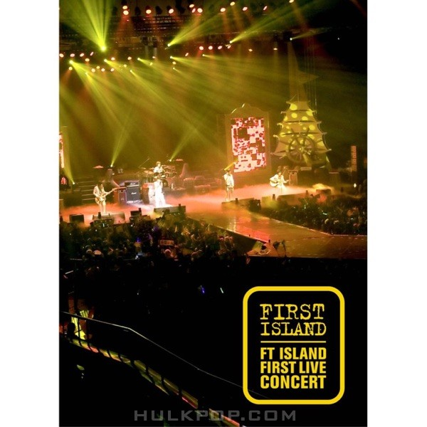 FTISLAND – First Island (Live) (ITUNES MATCH AAC M4A)