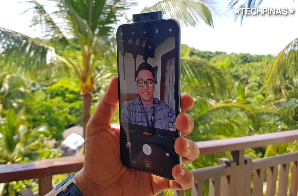 Vivo V17 Pro Dual Selfie Camera