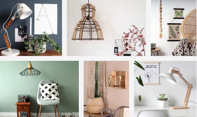 Marca tendencia con las lámparas de tu hogar