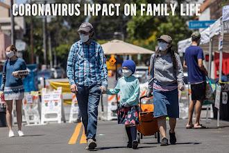 Coronavirus Impact On Family Life