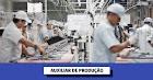 Vaga de Auxiliar de Produção em Curitiba - PR