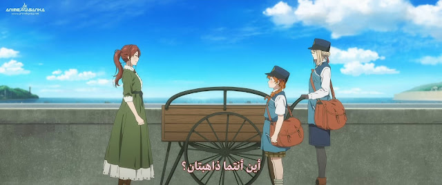 Violet Evergarden Movie بلوراي 1080P أون لاين مترجم عربي تحميل و مشاهدة مباشرة