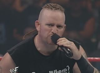 WWE / WWF King of the Ring 1999 -  Road Dogg kicks that shiznit doggy style