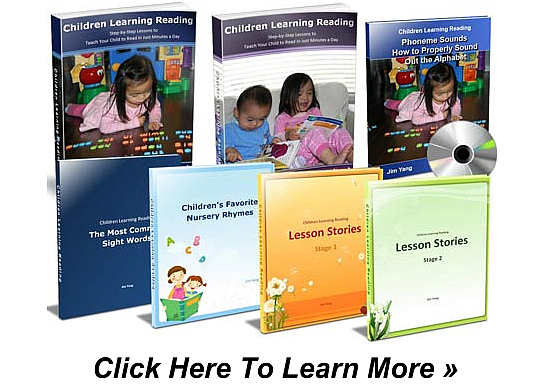 Children Learning Reading Review, Click Here