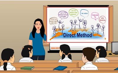 Metode Mubasyarah untuk Pembelajaran Mufradat